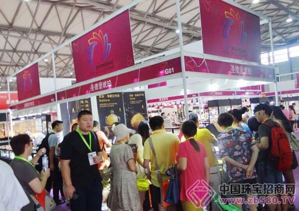 2015上海国际manbetx官网手机登录首饰展览会盛大开幕